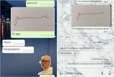 Susah Diartikan, Tulisan Resep Dokter Ini Bikin Netizen  Bingung