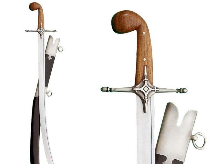 Senjata 'Shamshir', Pedang Super Tajam Asal Persia
