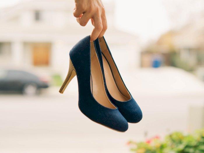 Kontroversi Sepatu Hak Tinggi, Hingga Tagar KuToo  Ramai