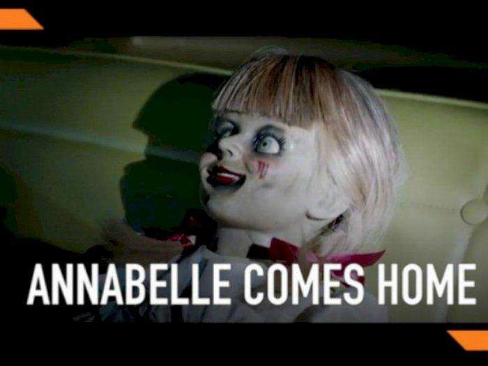 Annabelle Comes Home Tayang Hari Ini di Bioskop