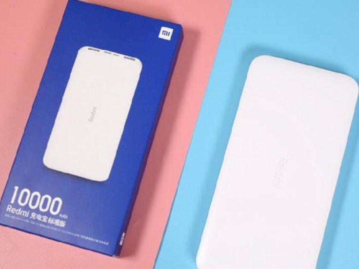 Sub-brand Xiaomi, Redmi Diketahui Rilis Powerbank 10.000 mAh Murah!