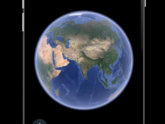 Sederet Foto Menakjubkan yang Tertangkap Google Earth