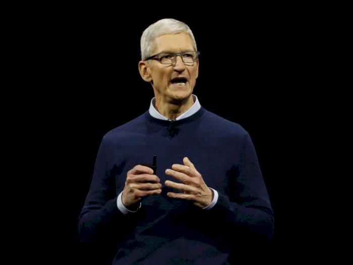 CEO Apple Janji Berikan Bantuan Donasi Untuk Hutan Amazon