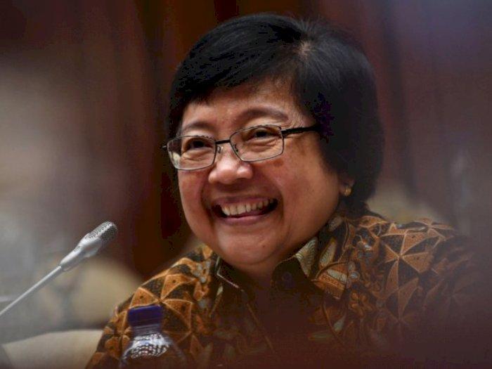 Menteri LHK: Konsep Ibu Kota Baru Untuk Perbaiki Kondisi Lingkungan