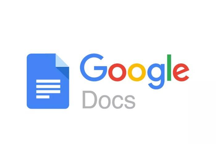 Google Hadirkan Fitur Baru di Docs, Dapat Cek Jumlah Kata Yang Diketik