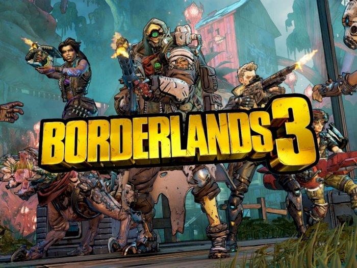 CEO Gearbox: Pemain Borderlands 3 PC Lebih Banyak Dari Seri Ke-2