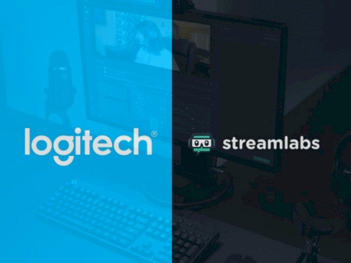 Logitech Resmi Akuisisi Streamlabs Seharga Rp 1,2 Triliun!
