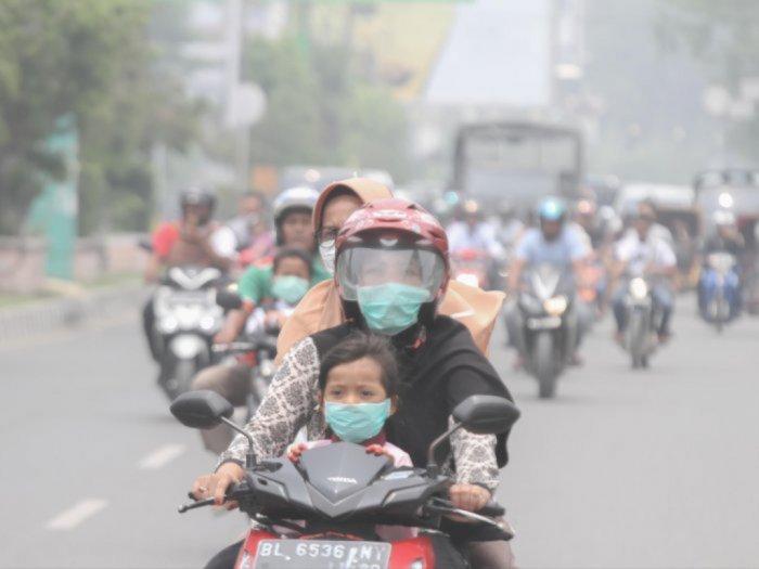 Paparan Polusi Udara Berhubungan dengan Masalah Kesehatan Mental