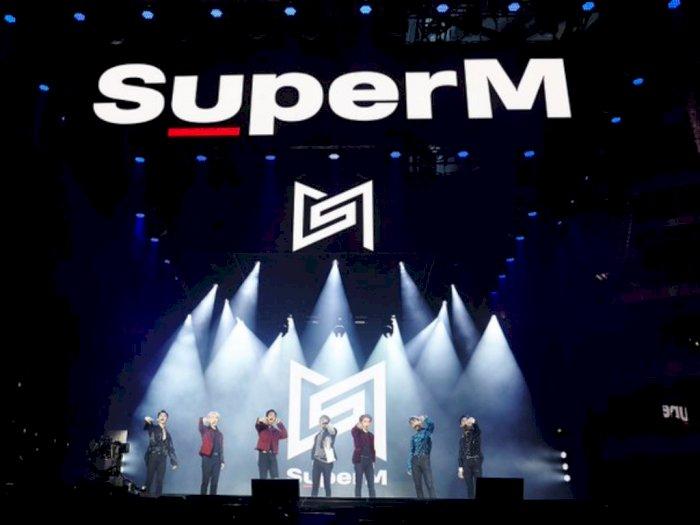 Energik, Penampilan debut SuperM dan Posisinya di iTunes