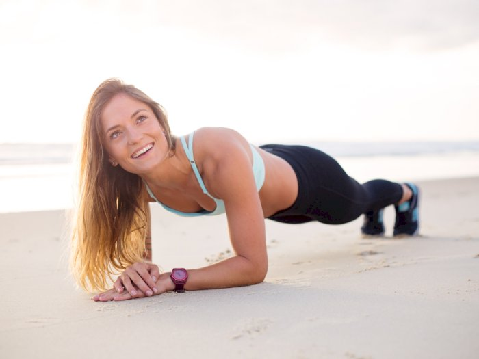 Olahraga Plank Diet Terbaik, Ini Empat Manfaat Lain Plank