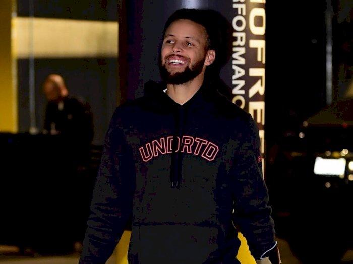Baper Pernyataan MJ, Stephen Curry: Dia Salah Satu Haters Saya!