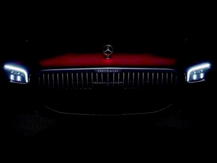 SUV Ultra-Mewah Mercedes Maybach Siap Melantai di Cina