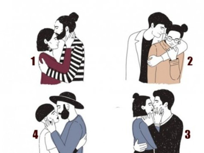 Pilih Satu Pasangan, Menggambarkan Hubungan Cinta yang Kamu Inginkan