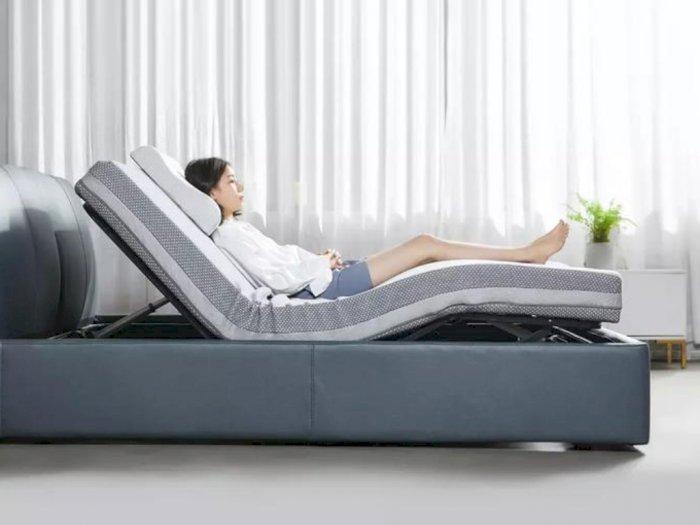 Xiaomi Hadirkan Tempat Tidur Pintar yaitu 8H Milan Smart Electric Bed