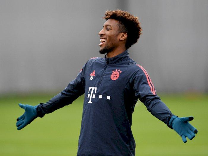 Kingsley Coman Mencoba Bertahan Lama di Bayern Munchen