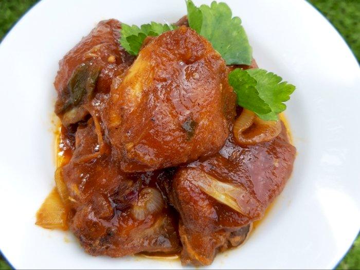 Resep Semur Ayam Untuk Lauk Makan Malam Ini