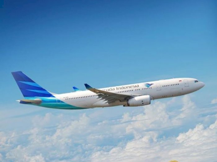 RUPSLB Garuda Indonesia Akan Dilaksanakan Januari 2020