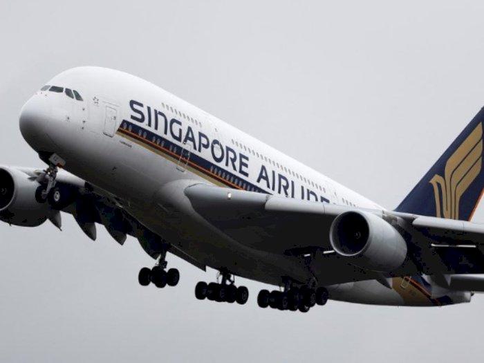 Singapore Airlines Buka Penerbangan Ke Ibu Kota Eropa