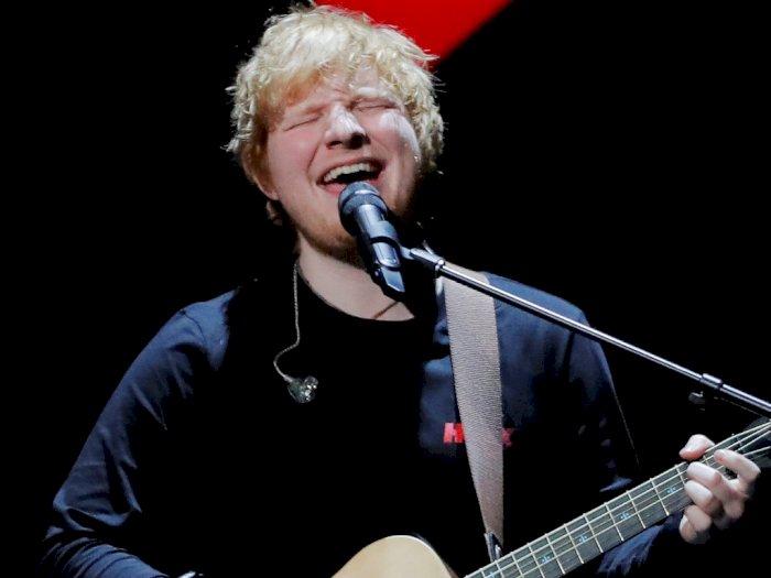 Ingin Istirahat, Ed Sheeran Putuskan Untuk Vakum dari Musik