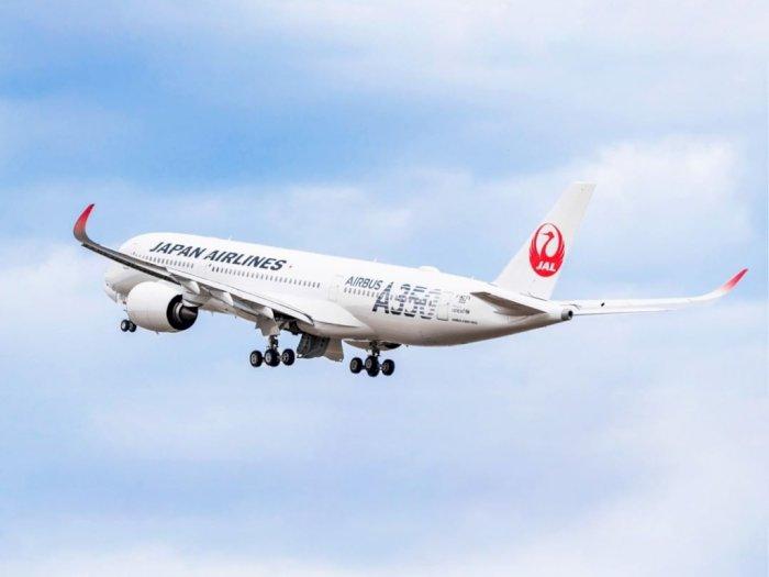 Jelang Olimpiade Tokyo, Japan Airlines Akan Membagikan Tiket Gratis