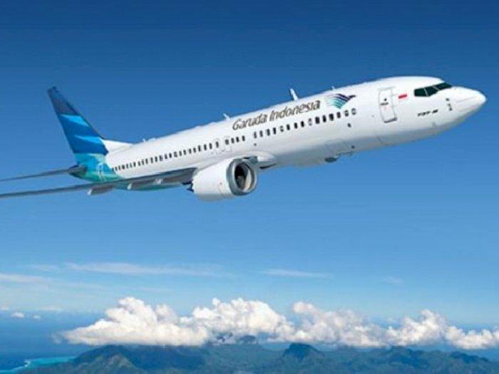 Garuda Indonesia Tidak Terbang di Kawasan Udara Iran dan Sekitarnya