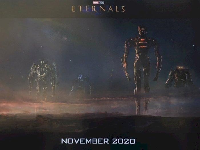"Marvel Telah Rilis Sinopsis Pertama ""Eternals"""