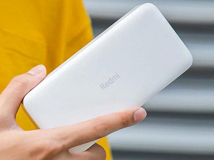 Xiaomi Bawa Redmi Powerbank ke Indonesia dengan Harga Terjangkau