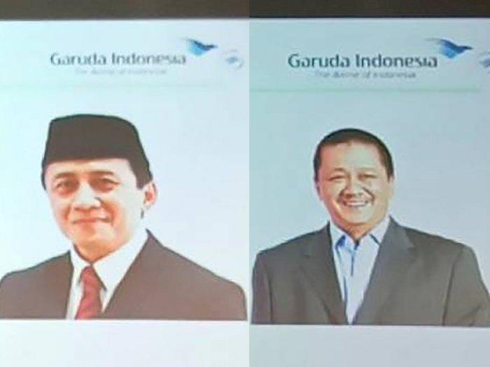 Triawan Munaf Cs Diyakini Bisa Redam Gejolak di Garuda Indonesia