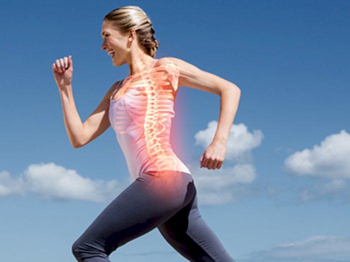 Tulang Kuat dan Sehat Bisa Kamu Dapatkan dengan Cara Ini | Indozone.id