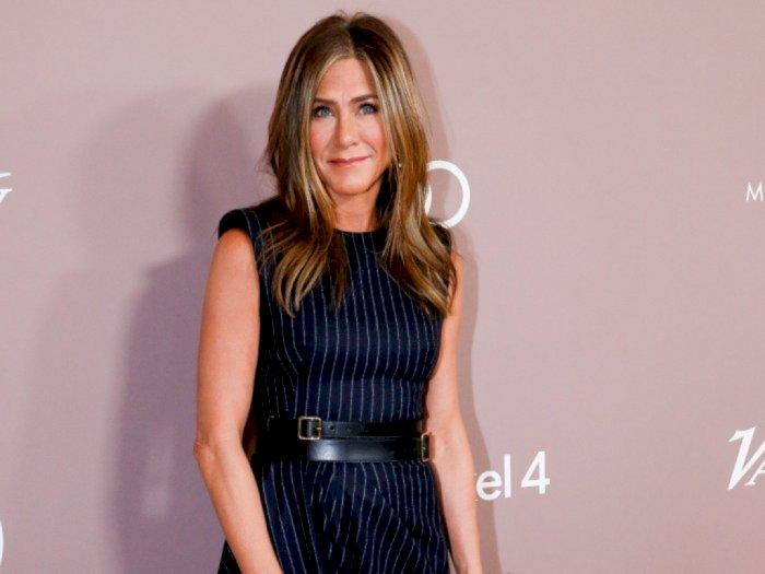Usia Setengah Abad, Ini Rahasia Kulit Cantik Jennifer Aniston