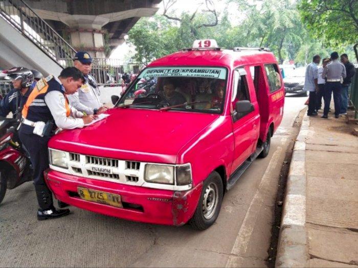 Penertiban Parkir Liar di Jaksel Sumbangkan Rp95,8 Juta