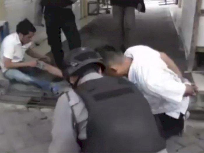 Polisi Kembali Gelar GKN di Perumnas Mandala, 8 Orang Diamankan