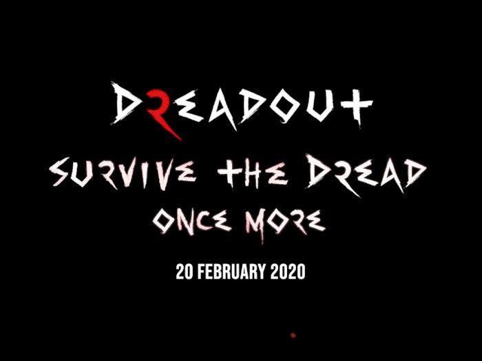 Pilih Tanggal Cantik, DreadOut 2 Segera Dirilis 20 Februari Nanti