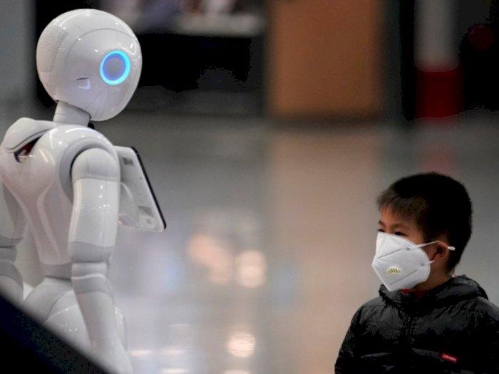 Robot Pintar Dirancang untuk Cegah Penyebaran Virus Korona