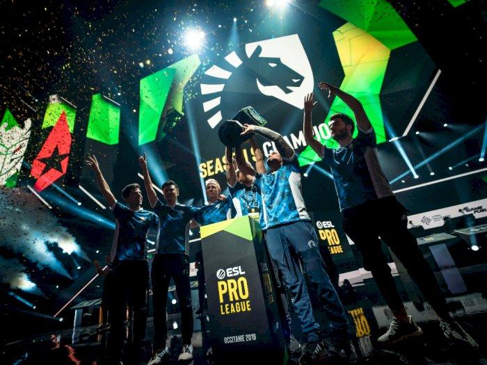 Team Liquid, Organisasi Esports yang Paling Banyak Ditonton Tahun 2019