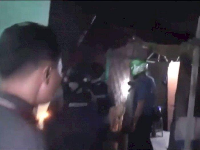Kampung Narkoba di Jalan Jermal 15 Kembali Digerebek Polisi