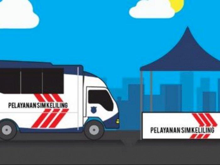 Catat, Ini Lokasi Samsat Keliling di Jakarta pada 21 Februari 2020