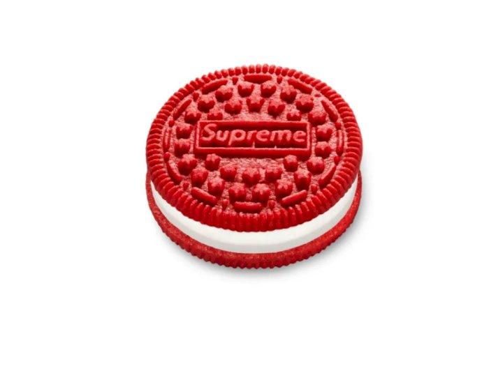 Harga Biskuit Oreo x Supreme, Naik Jadi Ratusan Juta!