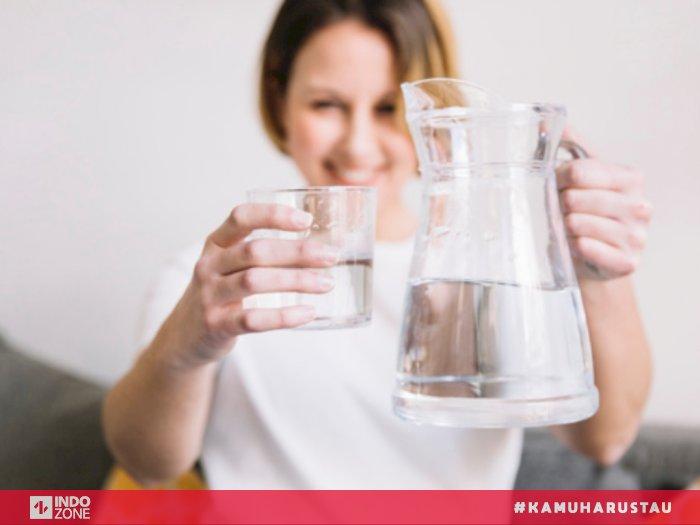 Inilah Manfaat Minum Air Putih Hangat Saat Musim Hujan Indozone Id