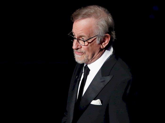 """Steven Spielberg Disebut Serahkan Penggarapan """"Indiana Jones 5"""""""
