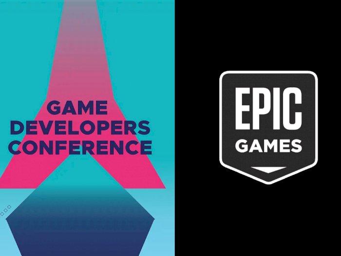 Waduh! Epic Games Mundur dari Event GDC 2020 Karena Virus Corona