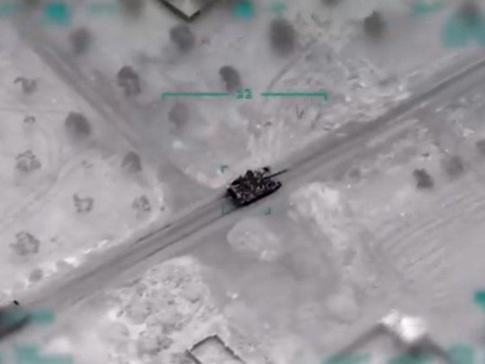 Begini Cara 'Mematikan' Turki Serang Suriah