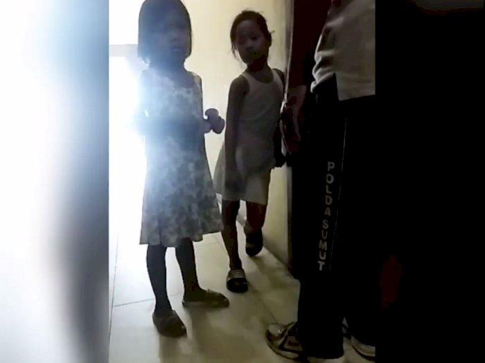 Kangen Bertemu Ayahnya yang Dipenjara, Bocah Ini Datangi Kantor Polisi