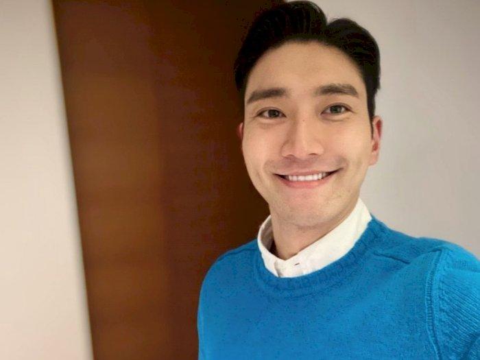 Pulang ke Korea, Siwon Berikan Salam Perpisahan Pakai Bahasa Indonesia