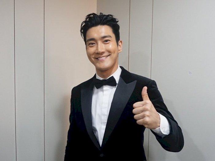 Baru Datang ke Indonesia, Kepoin Gaya Fashion Siwon Super Junior