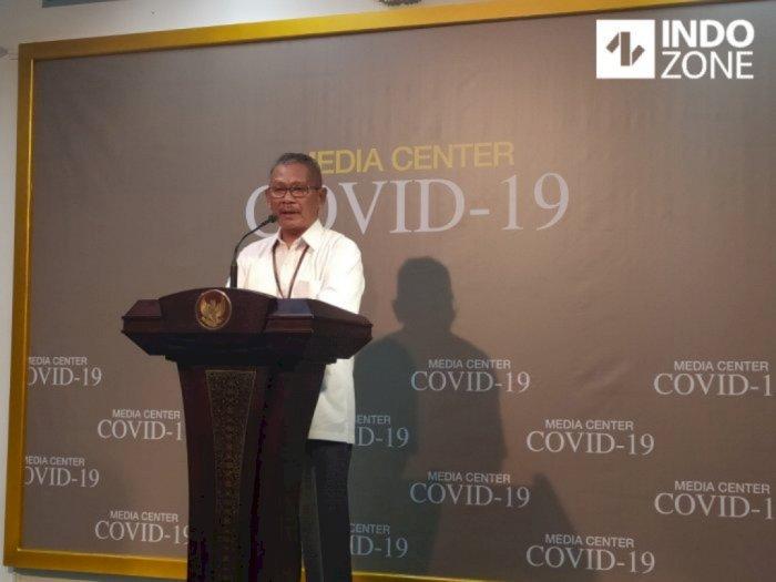 Jubir: 172 Orang Positif Corona Terbanyak di DKI