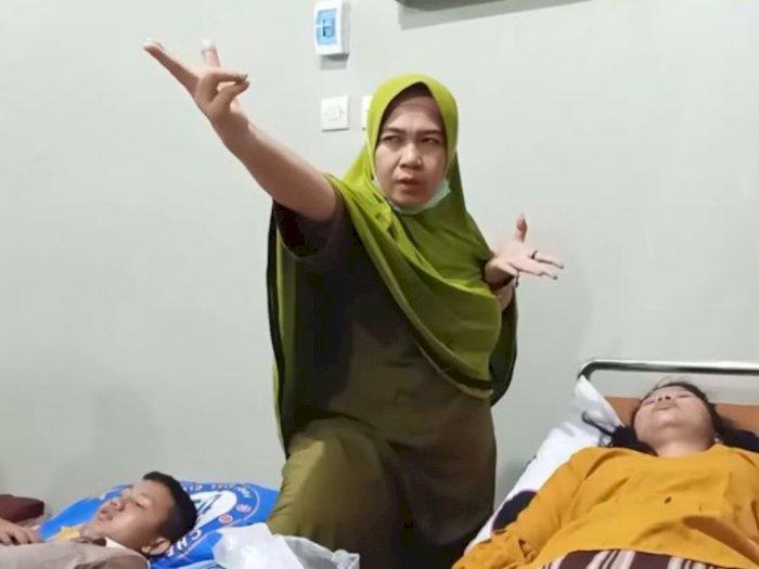 Ningsih Tinampi Ngaku Memasukkan Virus Corona, Rasanya Apek dan Agak Mual