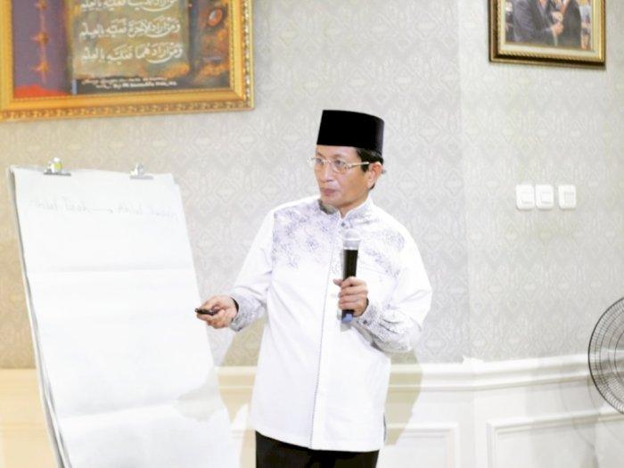 Penjelasan Imam Besar Istiqlal Mengenai Anjuran Ibadah di Rumah saat Bencana