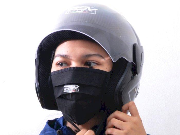 Jurus RSV Helmet Lindungi Customer dan Bantu Medis di Tengah Virus Corona