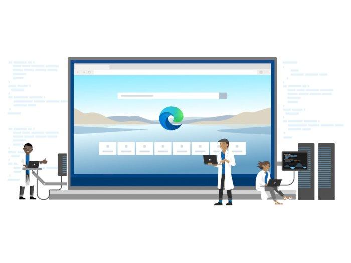Salip Mozilla Firefox, Microsoft Edge Kini Jadi Browser Paling Populer Kedua